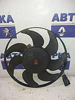 Вентилятор основного радиатора малий Volkswagen Caddy 04-09 Фольксваген Кадди Кадді