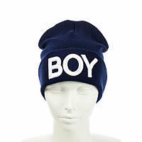 "Молодіжна шапка ""BOY"", фото 1"
