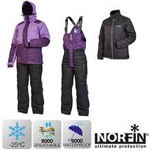 Зимний костюм Norfin KVINNA р.XS