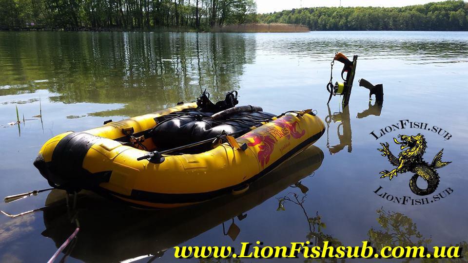 Буй, Плот LionFish.sub для Подводной Охоты, Дайвинга, Фридайвинга. Фото Часть №1