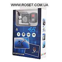 Спортивная экшн камера Sports Сam F60B-R WiFi 4K