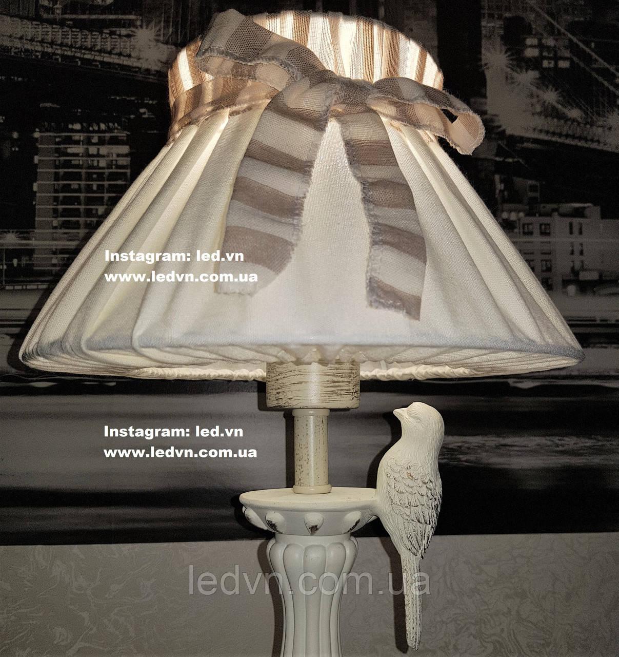 стеклянная настольная лампа купить