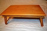 Столик - подставка для ноутбука бамбук, фото 2