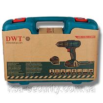 Дрель-шуруповерт аккумуляторная DWT ABS-12 Bli-2 BMC, фото 2