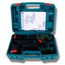 Дрель-шуруповерт аккумуляторная DWT ABS-12 Bli-2 BMC, фото 3