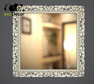 Зеркало настенное Limassol в серебряной раме R3