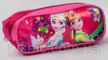 6733b9af3700 Школьный рюкзак ортопедический +Пенал Микки Маус для девочки Детский  портфель ранец для школы 1,
