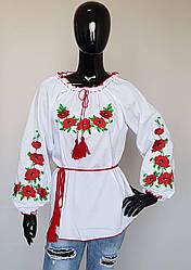 Вышиванка женская «Лора» с длинным рукавом