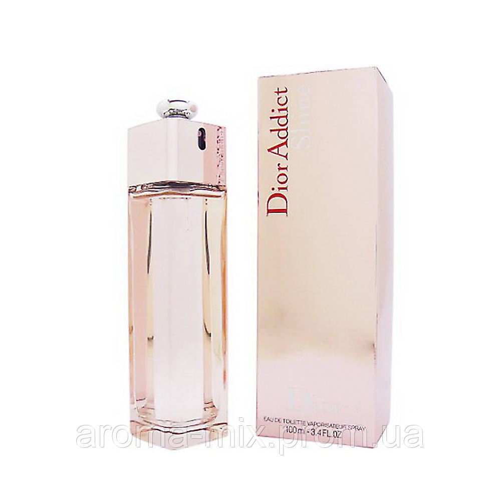Dior Addict Shine Christian Dior - женская туалетная вода