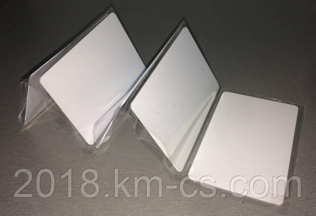 Модифицированные RFID карты доступа в системах Астра-Мини и Астра-06