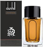 Мужская туалетная вода Custom от Alfred Dunhill (сложный, уравновешенный, густой парфюм) AAT
