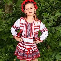 Костюм національний дитячий вишиванка р-р.104-140 d94dd478a32f8