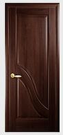 Двери межкомнатные Амата ПГ каштан