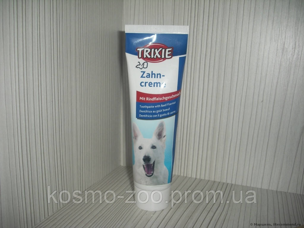 Зубная паста Трикси (Trixie) для собак 100гр