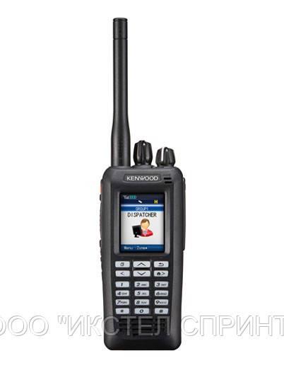 Портативная цифровая радиостанция Kenwood TK-D300GE