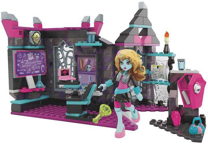 Monster High Урок укусології Mega Bloks DKY23 Урок укусологии