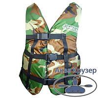 Детский спасательный страховочный жилет, от 30 до 50 кг, фото 1