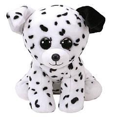 Мягкая игрушка Щенок далматинец Спенсер 23 см. Оригинал TY 96327