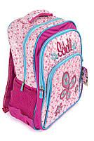 Рюкзак школьный Fashion 1504 розовый Турция, фото 2