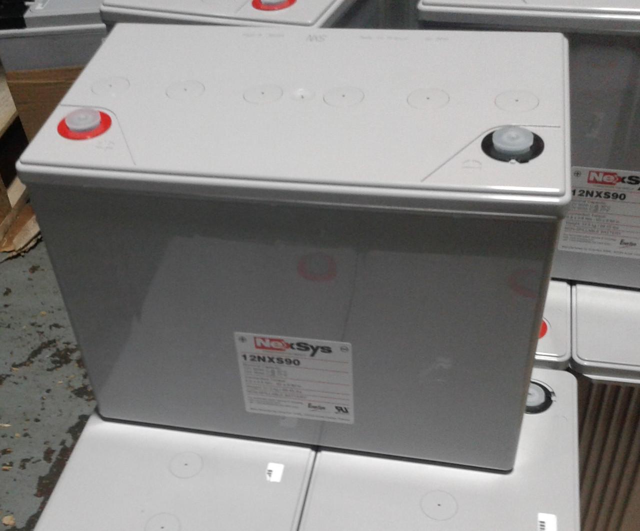 Аккумулятор нового поколения EnerSys NexSys (Hawker XFC).