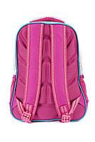 Рюкзак школьный Fashion 1504 розовый Турция, фото 3