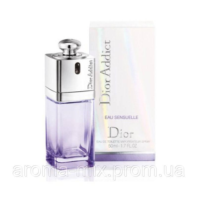 Christian Dior Addict Eau Sensuelle - женская туалетная вода