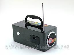 Акустика Opera OP-8701 6W MP3 FM, фото 2