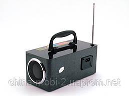Акустика Opera OP-8701 6W MP3 FM, фото 3