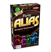 Настольная игра Алиас для вечеринки. Дорожная версия (Party Alias. Compact)
