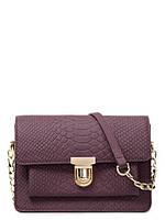 Шикарная сумка женская кросс боди через плечо в 2х цветах L-DL91221-1, фото 1