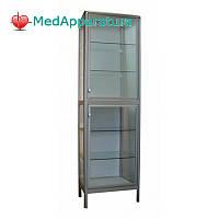Шкаф лабораторный (из нержавеющей стали) ШЛ-1н