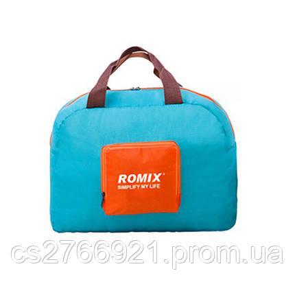 Складная сумка для путешествий ROMIX RH29BL синий, фото 2