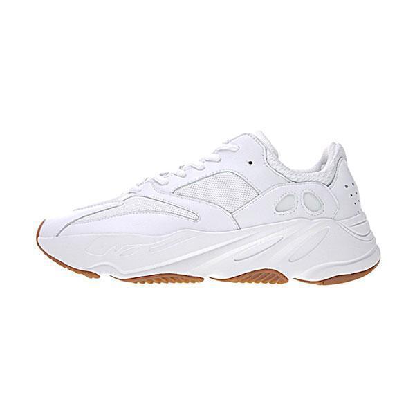 7c9e240af0052 Мужские Кроссовки Adidas Yeezy 700 Boost White Gum — в Категории ...
