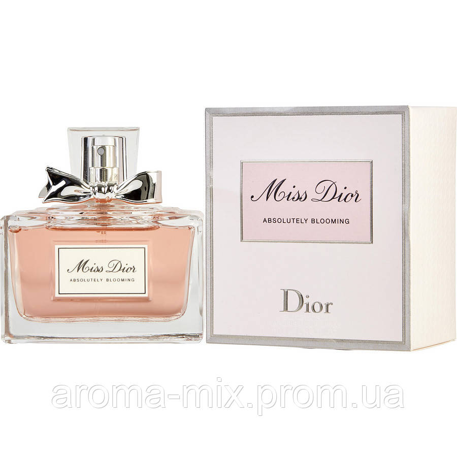 Christian Dior Miss Dior Absolutely Blooming - женская туалетная вода