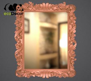 Зеркало настенное Gomel в бронзовой раме
