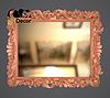 Зеркало настенное Gomel в бронзовой раме, фото 2