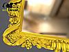 Зеркало настенное Gomel в золотой раме, фото 4