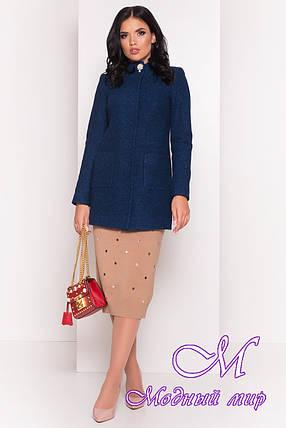 "Женское короткое шерстяное пальто (р. XS, S, M, L) арт. ""Мелини 4433"" - 21294, фото 2"