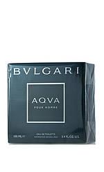 Туалетная вода Bvlgari AQUA Pour Homme для мужчин 100 мл