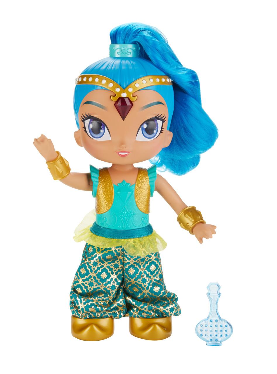 Інтерактивна лялька танцює Шайн