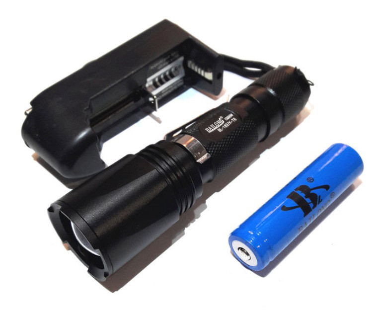 Светодиодный ручной фонарь 1837-Т6