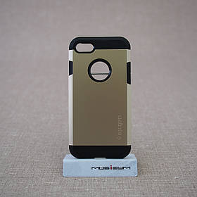"Чохол Spigen Tough Armor iPhone 8/7 {4.7 ""} champagne gold (042CS20490) EAN / UPC: 8809466646065"