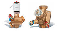 Автоматический комбинированный балансировочный клапан AB-QM DN 125