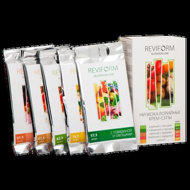 """Reviform """"Супы с пептидами для правильного питания"""" (н)"""