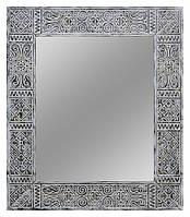 Зеркало в раме Persia Black 550х450, фото 1