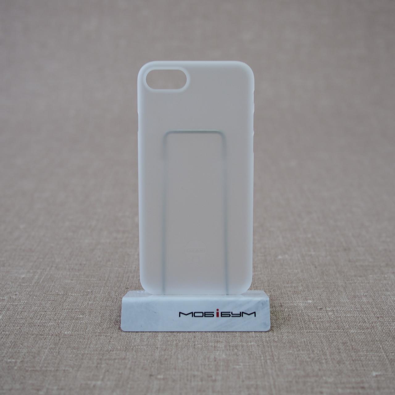 Чехол Ozaki O!coat 0.3 iPhone 7 Jelly+Wood