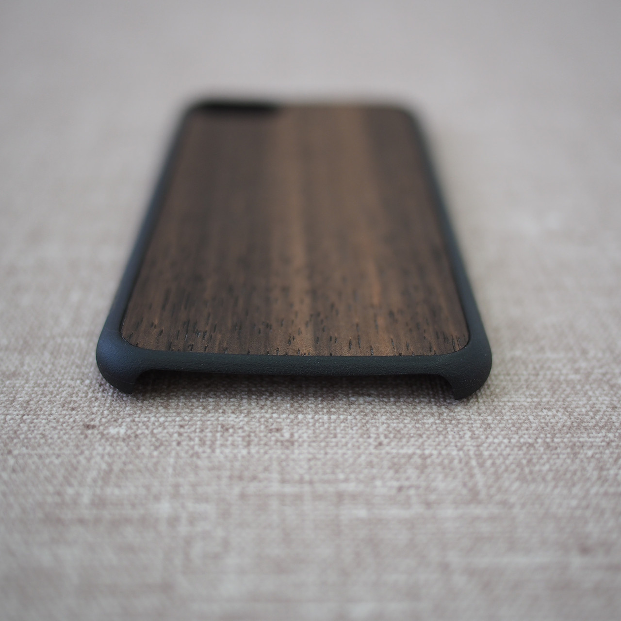 Ozaki O!coat 0.3 iPhone 7 Jelly+Wood Для телефона