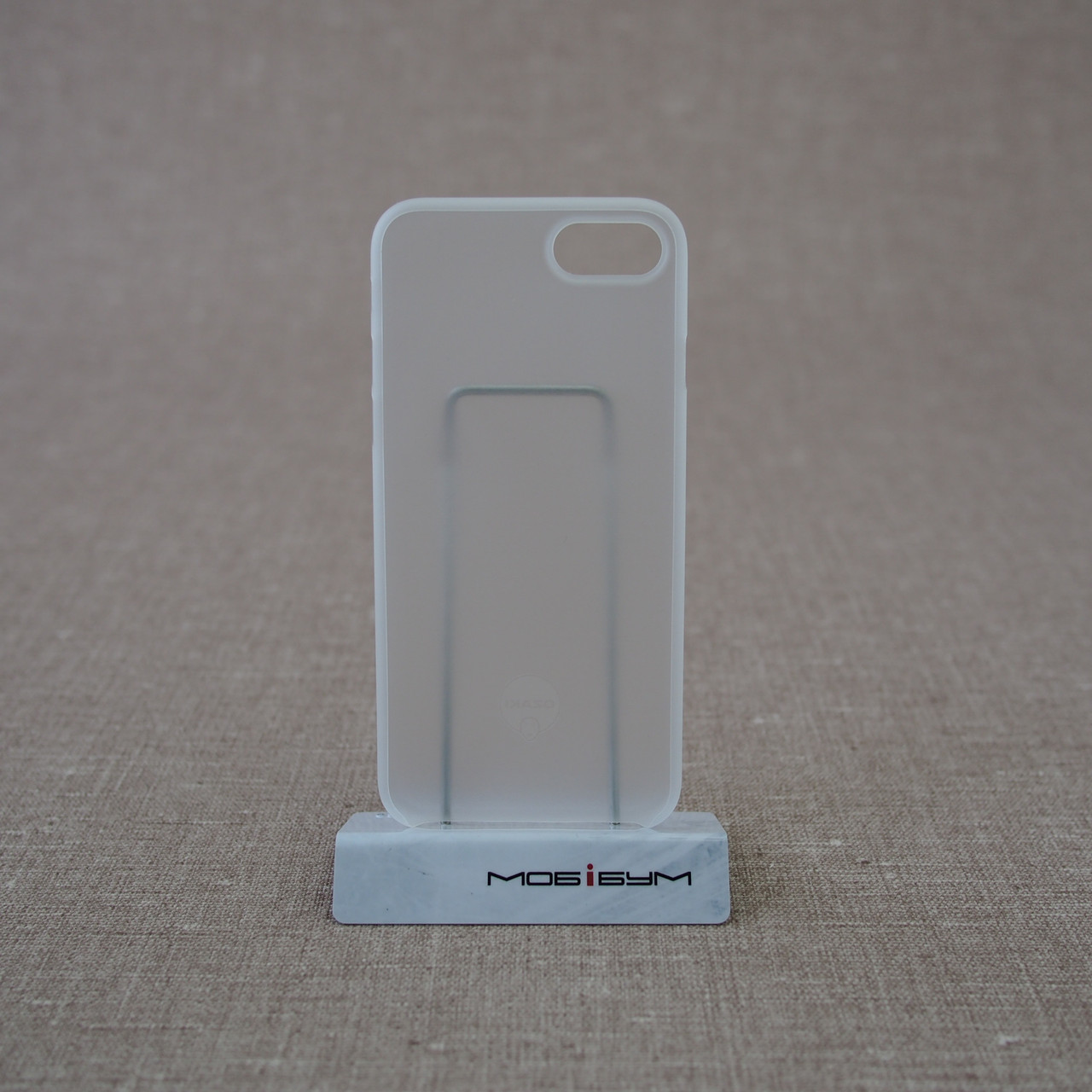 Чехол Ozaki O!coat 0.3 iPhone 7 Jelly+Wood Для телефона