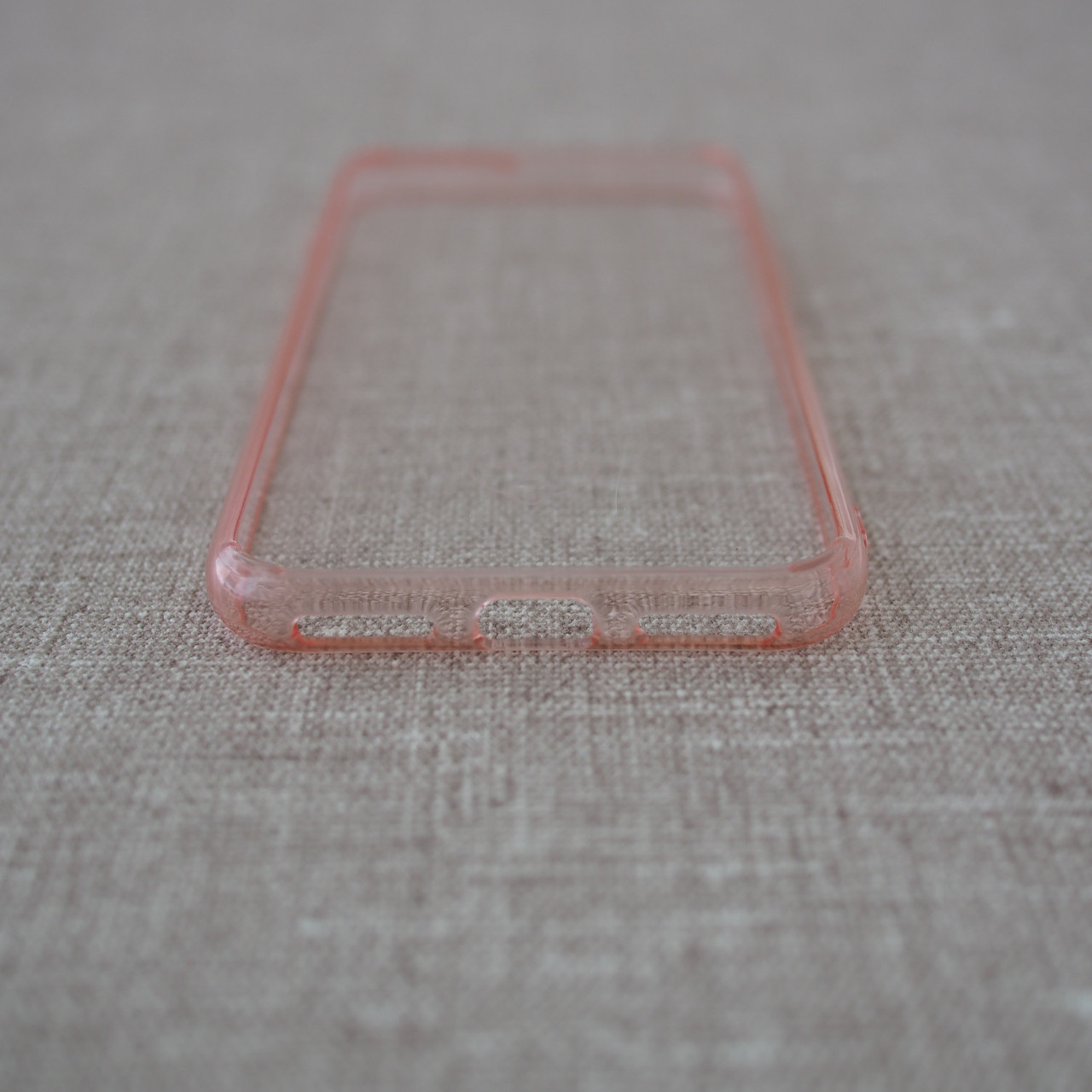 Чехол Ozaki O!coat Crystal+Dual Crystal iPhone 7 pink Для телефона