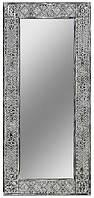 Зеркало в раме Papua Black 400х1200, фото 1